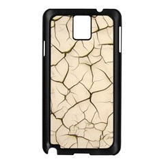 Drought Soil Land Samsung Galaxy Note 3 N9005 Case (Black)