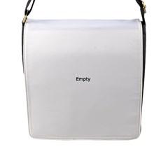 Lit0211002022 Flap Messenger Bag (L)
