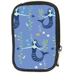 Little Mermaid Star Fish Sea Water Compact Camera Cases