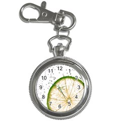 Lime Key Chain Watches