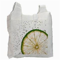 Lime Recycle Bag (One Side)