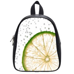 Lime School Bags (Small)