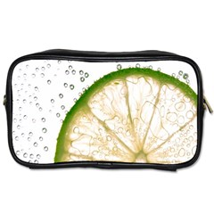 Lime Toiletries Bags
