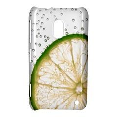 Lime Nokia Lumia 620