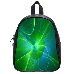 Line Green Light School Bags (Small)