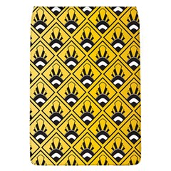 Original Honey Bee Yellow Triangle Flap Covers (L)
