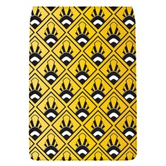 Original Honey Bee Yellow Triangle Flap Covers (S)