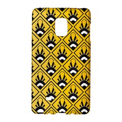 Original Honey Bee Yellow Triangle Galaxy Note Edge