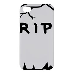 Rip Apple iPhone 4/4S Premium Hardshell Case
