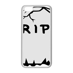 Rip Apple Iphone 5c Seamless Case (white)