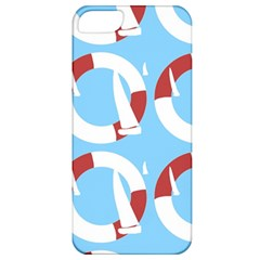 Sail Summer Buoy Boath Sea Water Apple iPhone 5 Classic Hardshell Case