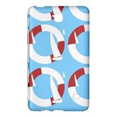 Sail Summer Buoy Boath Sea Water Samsung Galaxy Tab 4 (7 ) Hardshell Case