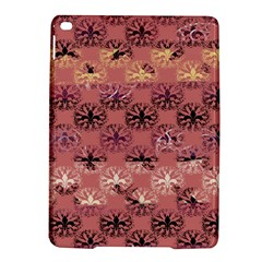 Overlays Pink Flower Floral iPad Air 2 Hardshell Cases