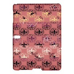 Overlays Pink Flower Floral Samsung Galaxy Tab S (10.5 ) Hardshell Case