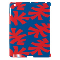 Simple Tropical Original Apple iPad 3/4 Hardshell Case (Compatible with Smart Cover)