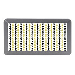 Triangle Green Black Yellow Memory Card Reader (Mini)