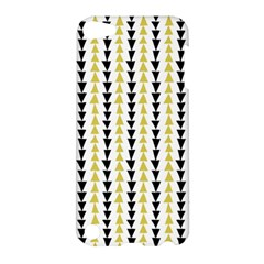 Triangle Green Black Yellow Apple iPod Touch 5 Hardshell Case