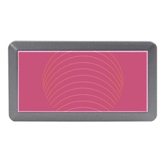 Tumblr Static Pink Wave Fingerprint Memory Card Reader (Mini)