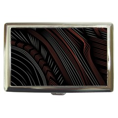 Trailer Drax Line Brown White Chevron Galaxy Space Cigarette Money Cases