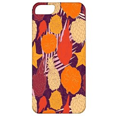 Tropical Mangis Pineapple Fruit Tailings Apple iPhone 5 Classic Hardshell Case