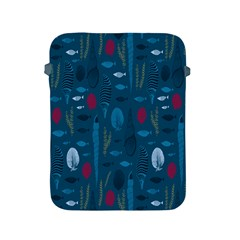 Sea World Fish Ccoral Blue Water Apple iPad 2/3/4 Protective Soft Cases