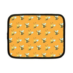 Wasp Bee Hanny Yellow Fly Animals Netbook Case (Small)