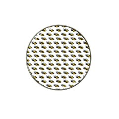 Wasp Bee Eye Fly Line Animals Hat Clip Ball Marker (4 Pack)