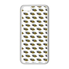 Wasp Bee Eye Fly Line Animals Apple iPhone 5C Seamless Case (White)