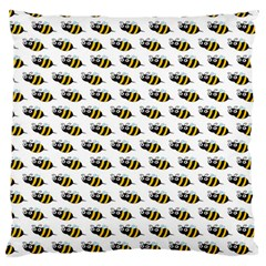 Wasp Bee Eye Fly Line Animals Large Flano Cushion Case (One Side)