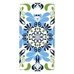Flower Floral Jpeg Galaxy Note 4 Back Case
