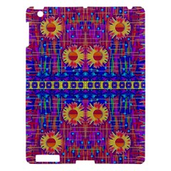 Festive Decorative Moonshine Apple iPad 3/4 Hardshell Case
