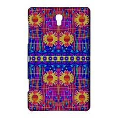 Festive Decorative Moonshine Samsung Galaxy Tab S (8 4 ) Hardshell Case