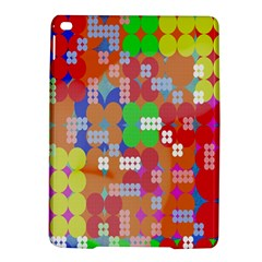 Abstract Polka Dot Pattern Ipad Air 2 Hardshell Cases
