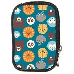 Animal Pattern Compact Camera Cases