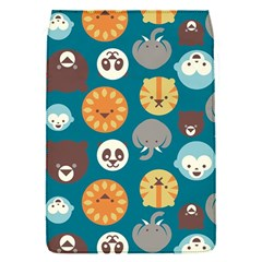 Animal Pattern Flap Covers (S)