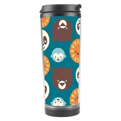 Animal Pattern Travel Tumbler