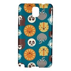 Animal Pattern Samsung Galaxy Note 3 N9005 Hardshell Case