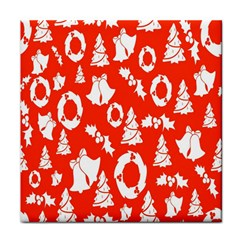 Backdrop Background Card Christmas Tile Coasters