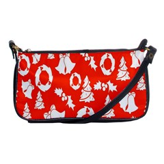 Backdrop Background Card Christmas Shoulder Clutch Bags