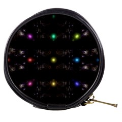 Abstract Sphere Box Space Hyper Mini Makeup Bags