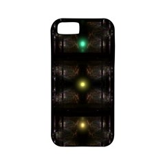 Abstract Sphere Box Space Hyper Apple Iphone 5 Classic Hardshell Case (pc+silicone)