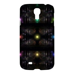 Abstract Sphere Box Space Hyper Samsung Galaxy S4 I9500/i9505 Hardshell Case