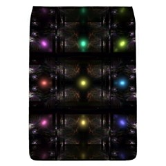 Abstract Sphere Box Space Hyper Flap Covers (L)