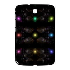 Abstract Sphere Box Space Hyper Samsung Galaxy Note 8.0 N5100 Hardshell Case