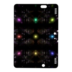 Abstract Sphere Box Space Hyper Kindle Fire HDX 8.9  Hardshell Case