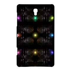 Abstract Sphere Box Space Hyper Samsung Galaxy Tab S (8.4 ) Hardshell Case