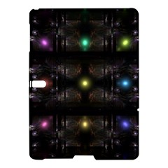 Abstract Sphere Box Space Hyper Samsung Galaxy Tab S (10.5 ) Hardshell Case