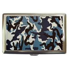 Blue Water Camouflage Cigarette Money Cases