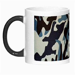 Blue Water Camouflage Morph Mugs