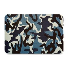 Blue Water Camouflage Plate Mats